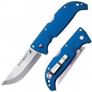 Складной туристический нож Cold Steel Finn Wolf (Blue)