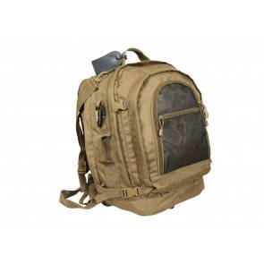 Дорожная сумка-рюкзак Rothco Move Out Bag / Backpack Coyote Brown 2297