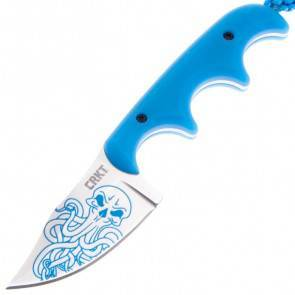Шейный нож CRKT Minimalist Bowie Cthulhu