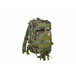 Тактический рюкзак Rothco Medium Transport Pack Woodland Camo 2579