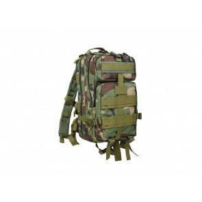 Тактический рюкзак Rothco Medium Transport Pack Woodland Camo 2579