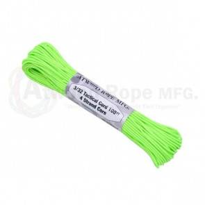 Паракорд 275 Atwood Rope MFG Cord Tactical - Neon Green