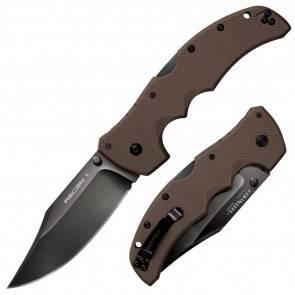 Складной тактический нож Cold Steel Recon 1 Clip Point (Dark Earth)