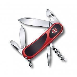 Швейцарский складной многофункциональный нож Victorinox Evolution S101