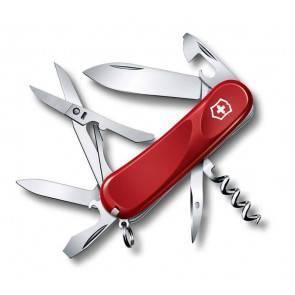 Швейцарский складной многофункциональный нож Victorinox Evolution 14