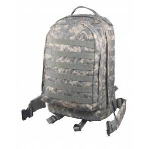 Тактический рюкзак Rothco MOLLE II 3-Day Assault Pack ACU Digital Camo 40129