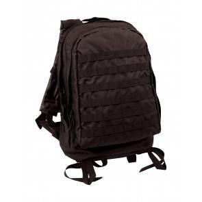 Тактический рюкзак Rothco MOLLE II 3-Day Assault Pack Black 40139