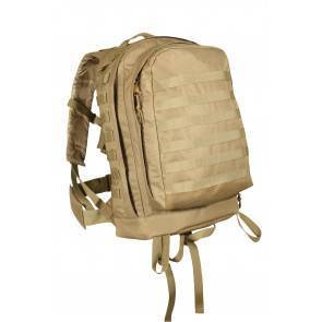 Тактический рюкзак Rothco MOLLE II 3-Day Assault Pack Coyote Brown 40239