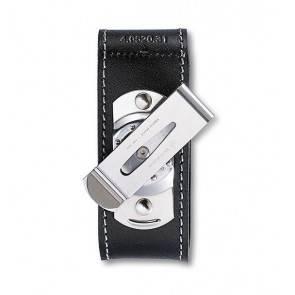 Кожаный чехол для ножа Victorinox с поворотным клипом 4.0520.31