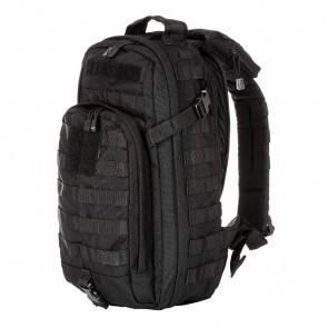 Однолямочный рюкзак 5.11 Tactical Rush MOAB 10 Black