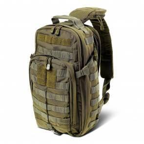 Однолямочный тактический рюкзак 5.11 Tactical Rush MOAB 10 Tac OD