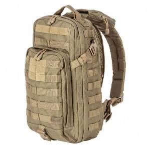 Однолямочный рюкзак 5.11 Tactical Rush MOAB 10 Sandstone