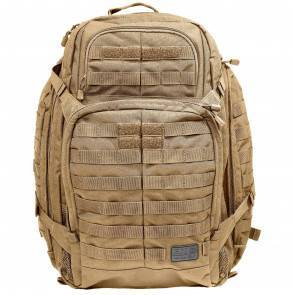 Тактический рюкзак 5.11 Tactical RUSH 72 Backpack Flat Dark Earth 58602-131