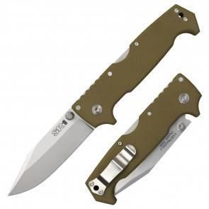 Складной тактический нож Cold Steel SR1
