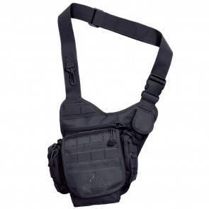 Тактическая сумка через плечо Red Rock Nomad Sling Bag Black