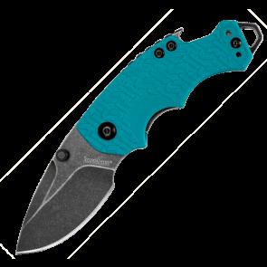 Складной нож-брелок Kershaw Shuffle Teal