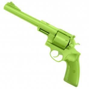 Тренировочный макет пистолета Cold Steel Ruger Super Redhawk Rubber Training Revolver