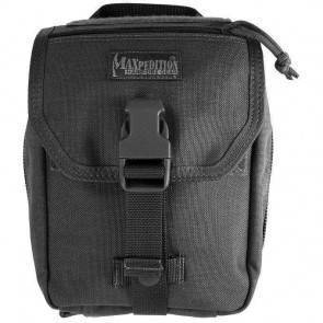 Медицинская сумка-аптечка Maxpedition F.I.G.H.T. Medical Pouch Black