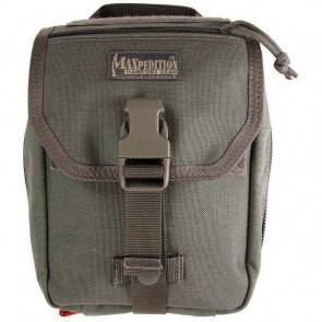 Медицинская сумка-аптечка Maxpedition F.I.G.H.T. Medical Pouch Foliage Green