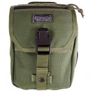 Медицинская сумка-аптечка Maxpedition F.I.G.H.T. Medical Pouch OD Green