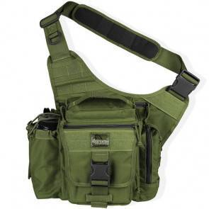 Тактическая сумка Maxpedition Jumbo E.D.C. OD Green 9845G