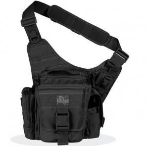 Тактическая сумка Maxpedition Jumbo L.E.O. Black 9846B