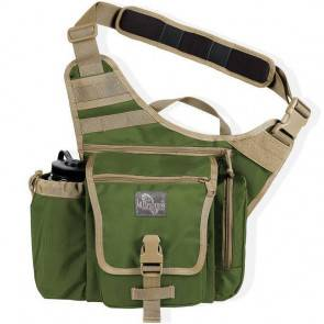 Тактическая сумка Maxpedition Jumbo K.I.S.S. Green-Khaki