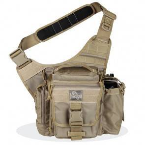 Тактическая сумка Maxpedition Jumbo E.D.C. S-type Khaki