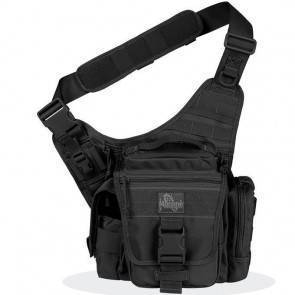Тактическая сумка Maxpedition Jumbo L.E.O. S-type Black