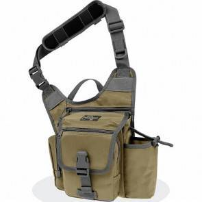 Тактическая сумка Maxpedition Fatboy G.T.G. S-Type Khaki-Foliage