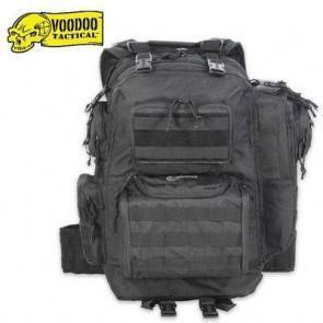 Тактический рюкзак Voodoo Tactical MATRIX Assault Pack Black 15-9032_bl