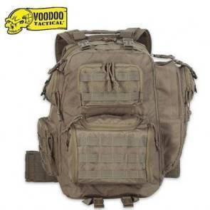 Тактический рюкзак Voodoo Tactical MATRIX Assault Pack Coyote Tan 15-9032_cy