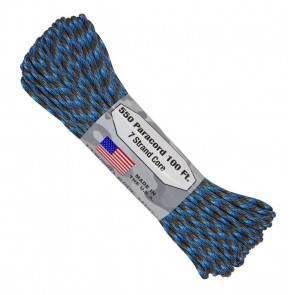 Паракорд Atwood Rope MFG 550 Abyss