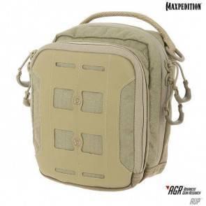 Подсумок Maxpedition AUP Accordion Utility Pouch Tan