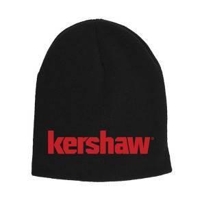 Шапка черная Kershaw
