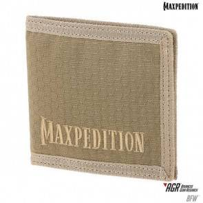 Кошелек Maxpedition BFW Bi-Fold Wallet Tan