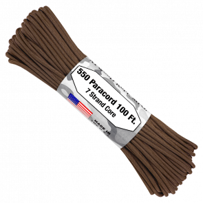 Паракорд Atwood Rope MFG 550 Brown