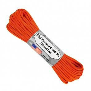 Паракорд Atwood Rope MFG 550 Burnt Orange