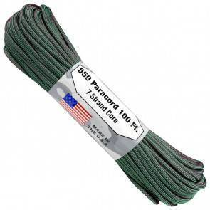 Паракорд Atwood Rope MFG 550 Color Changing Patterns Chameleon