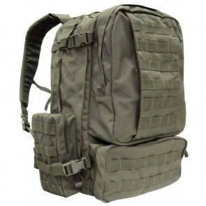 Тактический рюкзак Condor Outdoor 3-Day Assault Pack OD Green 125-001