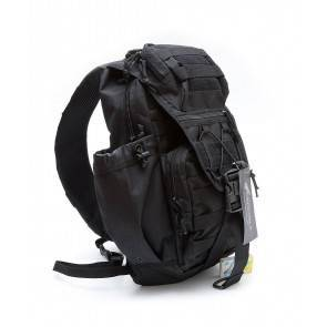 Однолямочный тактический рюкзак Defcon 5 Tactical Single Shoulder Backpack Black D5-L113B