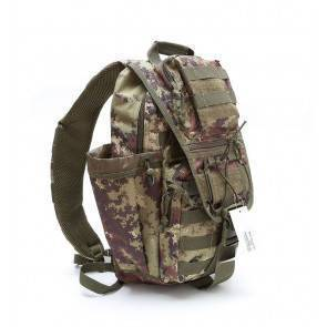 Однолямочный тактический рюкзак Defcon 5 Tactical Single Shoulder Backpack Vegatato Italiano D5-L113VI