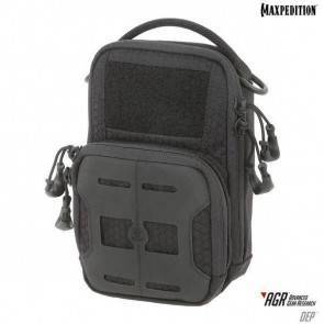Органайзер Maxpedition DEP Daily Essentials Pouch Black