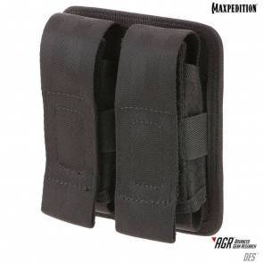 Подсумок Maxpedition DES Double Sheath Pouch Black