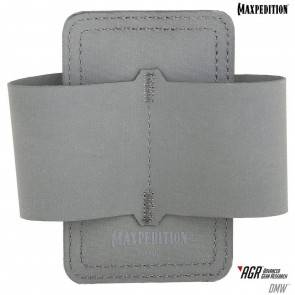 Подсумок пистолетного магазина Maxpedition DMW Dual Mag Wrap Gray