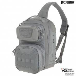 Однолямочный рюкзак Maxpedition Edgepeak™ Ambidextrous Sling Pack Gray