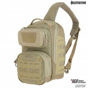 Однолямочный рюкзак Maxpedition Edgepeak™ Ambidextrous Sling Pack Tan