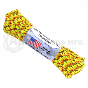 Паракорд Atwood Rope MFG 550 Explode