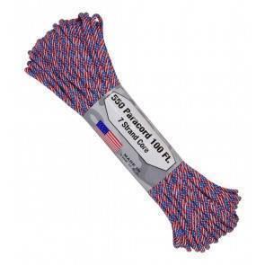 Паракорд Atwood Rope MFG 550 Flag