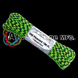 Паракорд Atwood Rope MFG 550 Type III Gecko
